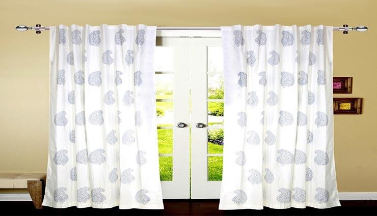 home curtains,curtains  for summer,curtains  tips,selection of curtains ,घर के लिए परदे, परदों का चुनाव, गर्मियों के लिए परदे