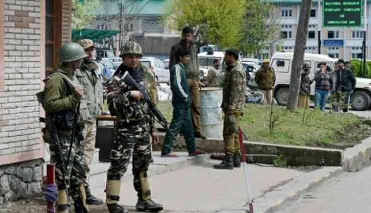 जम्मू-कश्मीर : फिदायीन हमला कर सकते हैं आतंकी, इंटरनेट सेवा पर रोक, अलर्ट जारी