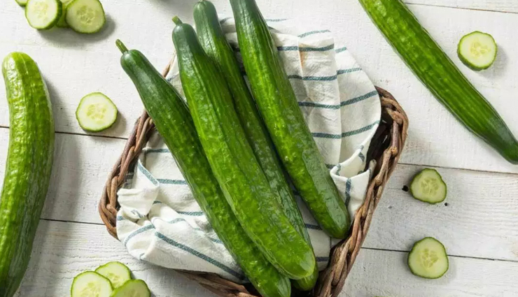 Look at The Top Cucumber Benefits For Skin