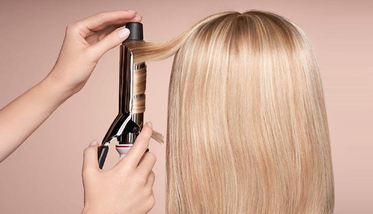 beauty tips,beauty tips in hindi,hair care tips,curling iron tips ,ब्यूटी टिप्स, ब्यूटी टिप्स हिंदी में, बालों की देखभाल, कर्लिंग आयरन का चुनाव
