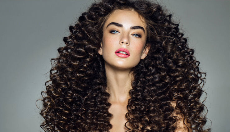 8 Tips To Care For Curly Hair