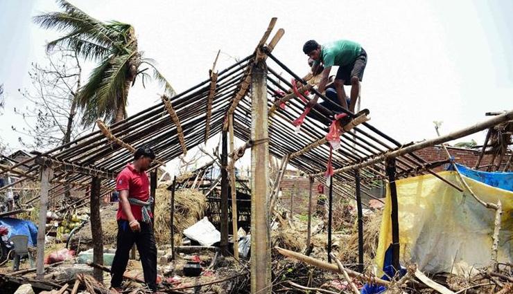 Odisha incurred loss of over Rs 9,000 crore due to Cyclone Fani