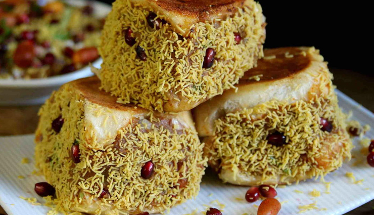 kutchi dabeli,kutchi dabeli recipe,dabeli recipe,hunger struck,food