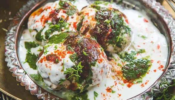 Holi 2020- Bread ke Dahi Bade are Perfect For Holi Party