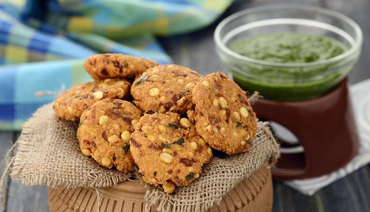 daal vada,vada recipe,snacks recipe,breakfast recipe