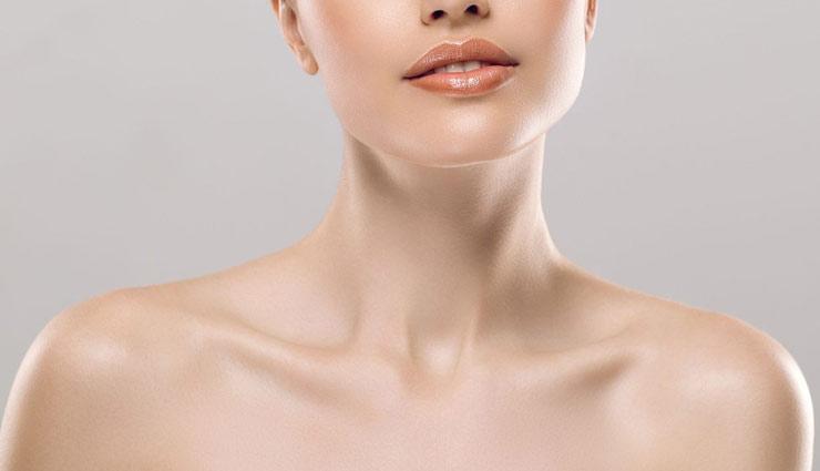 गर्दन पर जमा मैल घटाता है आपकी सुन्दरता, बस एक उपाय से मिनटों में पाए इस समस्या का हल