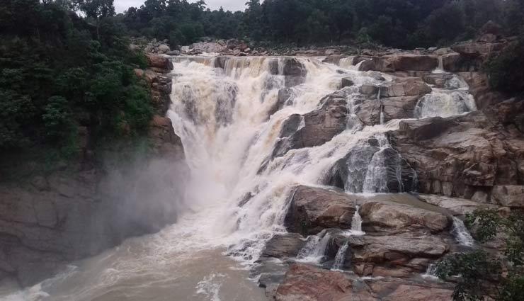 waterfalls of ranchi,ranchi,tourism,holidays ,टूरिज्म, रांची, झरने