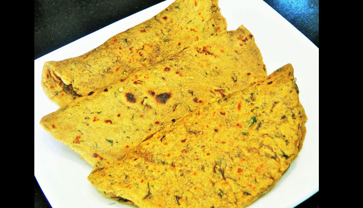 dashmichi poli,recipe,paratha recipe