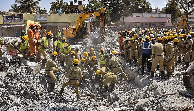 Death toll in Dharwad building collapse rises to 15
