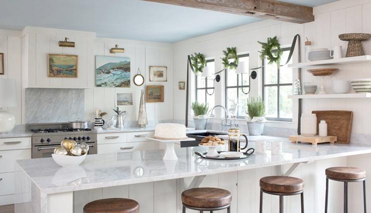एक्सेसरीज से करें रसोई की सजावट, इस तरह पाए मॉडर्न किचन