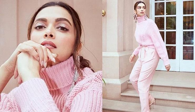 PICS- Cost of Deepika Padukone's winterwear can get you 360 tickets to watch 'Chhapaak'