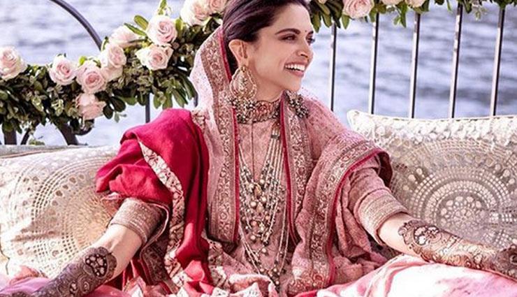 दीपिका पादुकोण, रणवीर सिंह ने शेयर की शादी की नई तस्वीरें, बेंगलुरु में कल रिसेप्शन, देखे