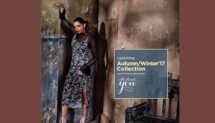 deepika padukone,deepika padukone autumn winter collection,fashion