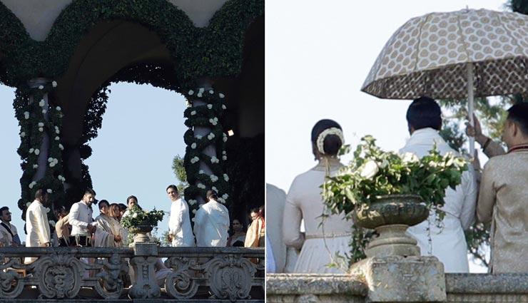 Ranveer-Deepika Wedding : सी-प्लेन से बारात लेकर पहुंचे दूल्हे राजा, मीडिया से बचने के लिए किया ऐसा, देखे तस्वीरें
