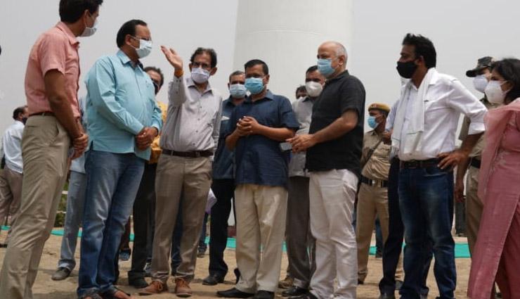 कोरोना की तीसरी लहर आई तो नहीं होगी ऑक्सीजन की कमी, जानें क्या बोले दिल्ली के सीएम केजरीवाल