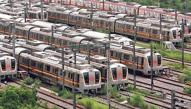 26 जुलाई से 100% क्षमता के साथ चलेगी दिल्ली मेट्रो और बस सर्विस, सिनेमा हॉल-मल्टीप्लेक्स में भी लौटेगी रौनक