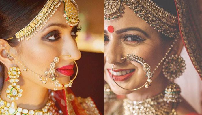 nath,nose-rings,bridal nath,fashion tips,fashion for brides,trendy nose rings ,नथ, दुल्हन के लिए नोज रिंग, फैशन टिप्स