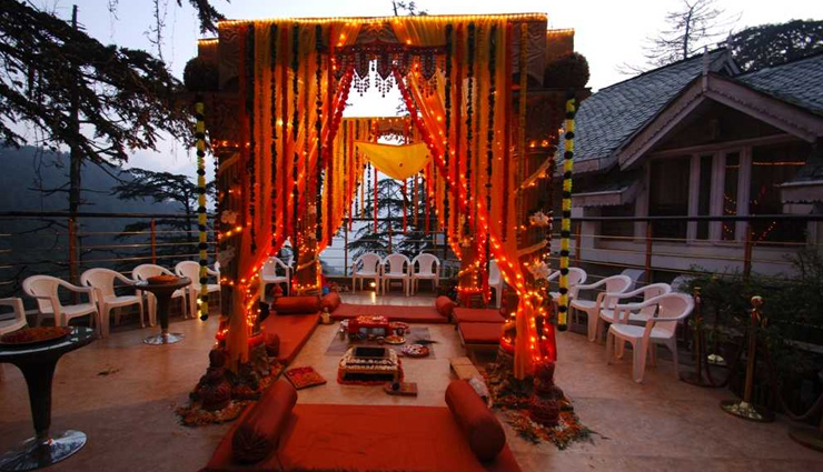 5 Perfect Places To Have a Destination Wedding in India