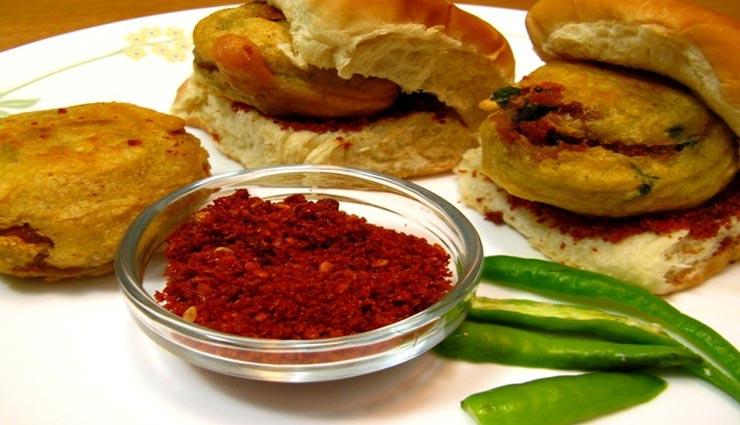 'ठेचा वड़ा पाव' बनाने का महाराष्ट्रियन तरीका, स्नैक्स को बनाएगा बेहतरीन #Recipe