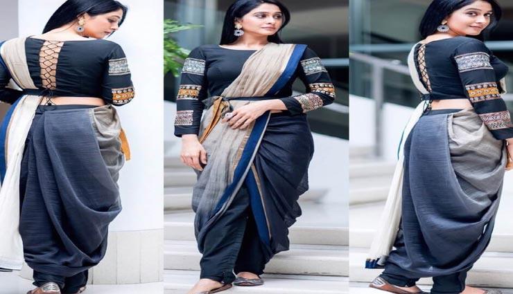 fashion tips,celebrity fashion,saree fashion,different saree style ,फैशन टिप्स, महिलाओं का फैशन, साड़ी के फैशन टिप्स, साड़ी के स्टाइल, सेलेब्रिटी फैशन