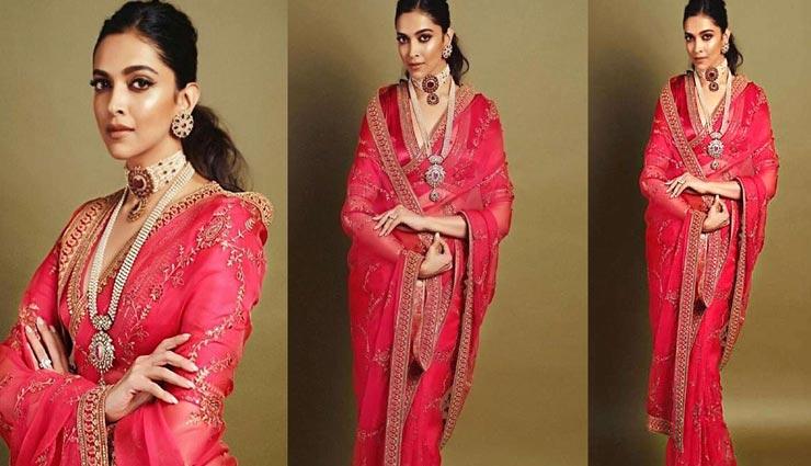 fashion tips,fashion tips in hindi,celebrity fashion,red saree look ,फैशन टिप्स, फैशन टिप्स हिंदी में, सेलेब्रिटी फैशन, लाल साड़ी का लुक