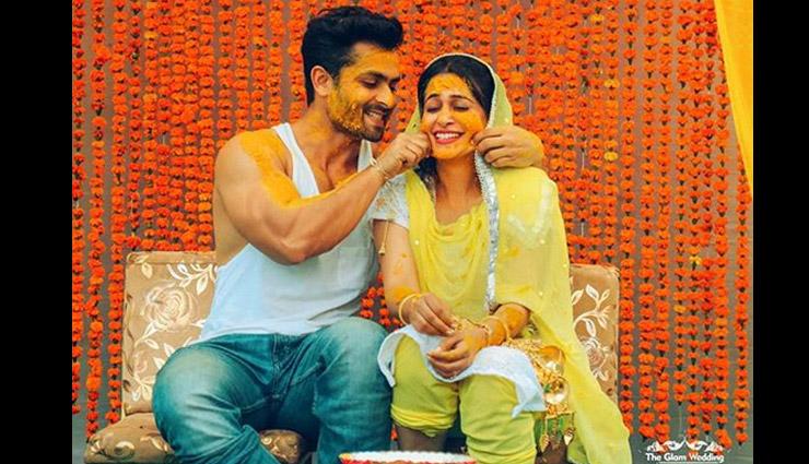 PICS- Sasural Simar Ka fame Shoaib Ibrahim marries Dipika Kakar