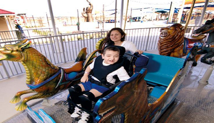 5 Disabled Friendly Amusement Parks