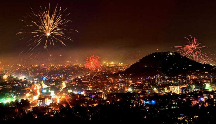 Diwali 2018- Celebrate Diwali at These 5 Places in India