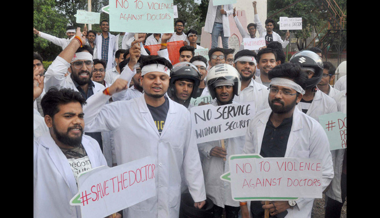 Healthcare services in Delhi to take a hit as doctors go on strike