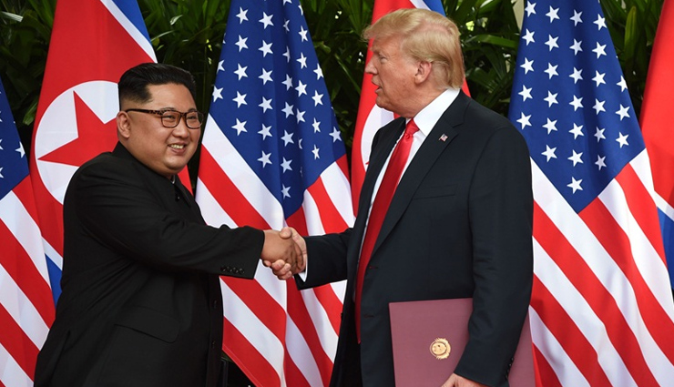 Kim Jong Un-Donald Trump historic summit ends with pledge to forge new era