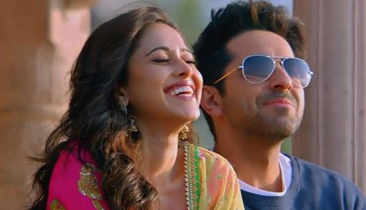 ड्रीम गर्ल : 'पूजा' के दीवाने हुए दर्शक, फिल्म ने 3 दिन में कमा डाले इतने करोड़