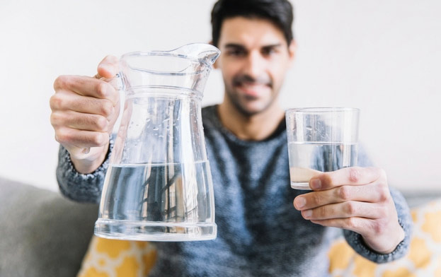 drinking water,reason to drink water while sitting,Health tips,ayurveda tips,fitness tips