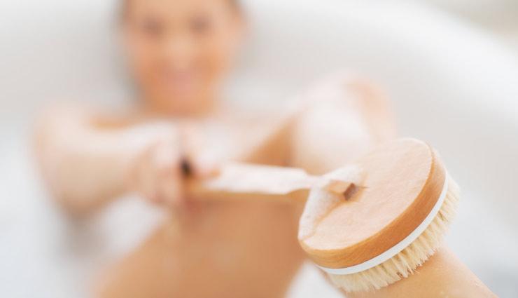 benefits of dry brushing,dry brushing,skin care tips,beauty tips