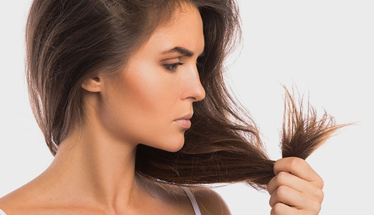 5 Natural Ways To Get Rid of Dry Hair