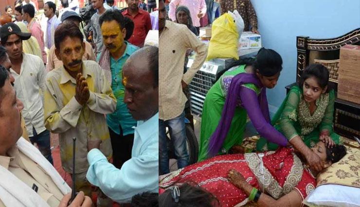 groom,motocycle,marriage,bride,weird news,weird story,rajasthan ,राजस्थान,अजब गजब  खबरे हिंदी में,शादी में अनोखी मांग