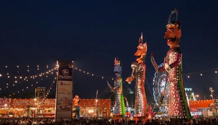6 Amazing Places To Enjoy Dussehra Festival in India