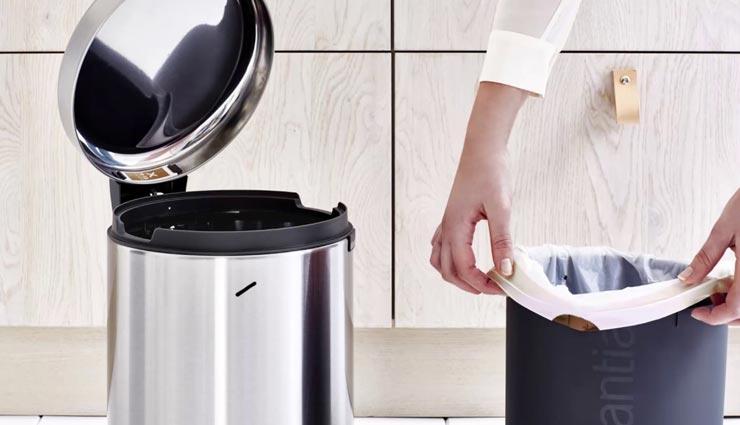 vastu tips in hindi,placing a dustbin in home,vastu tips to place a dustbin ,वास्तु टिप्स, वास्तु टिप्स हिंदी में, कूड़ेदान से जुड़े वास्तु टिप्स, कूड़ेदान रखने के वास्तु टिप्स, कूड़ेदान की दिशा