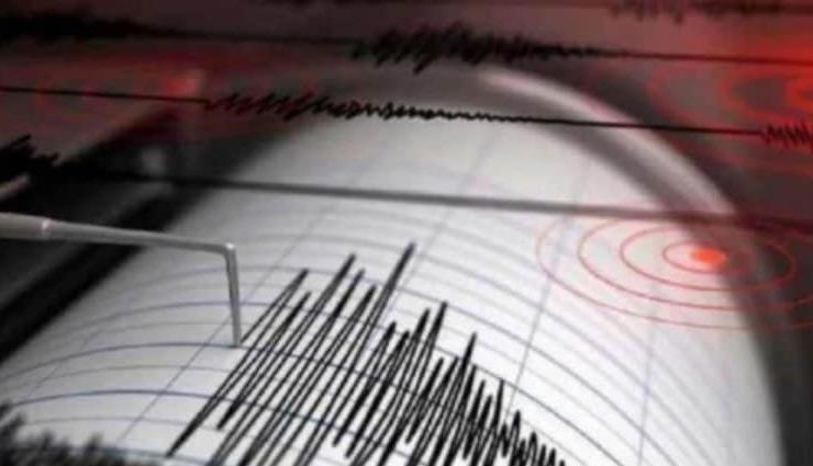 दूसरे दिन भी बीकानेर में भूकंप के तेज झटके, रिक्टर स्केल पर 4.8 मापी गई तीव्रता;  किसी तरह के नुकसान की खबर नहीं