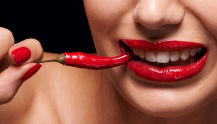 love eating spicy food beware of these health hazards