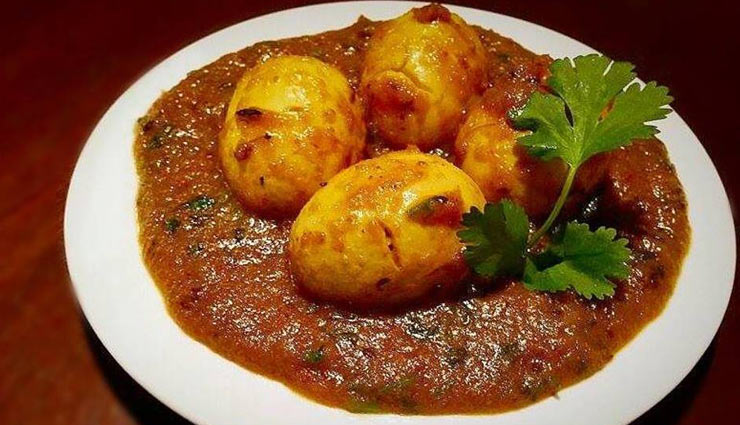 egg curry recipe,egg curry,dhaba style egg curry,hunger struck,food ,अंडा करी,ढाबा स्टाइल अंडा करी