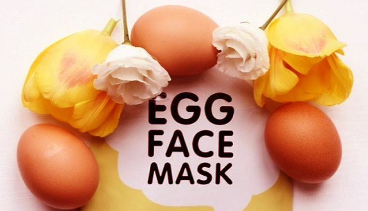 9 DIY Egg Face Mask For Glowing Skin