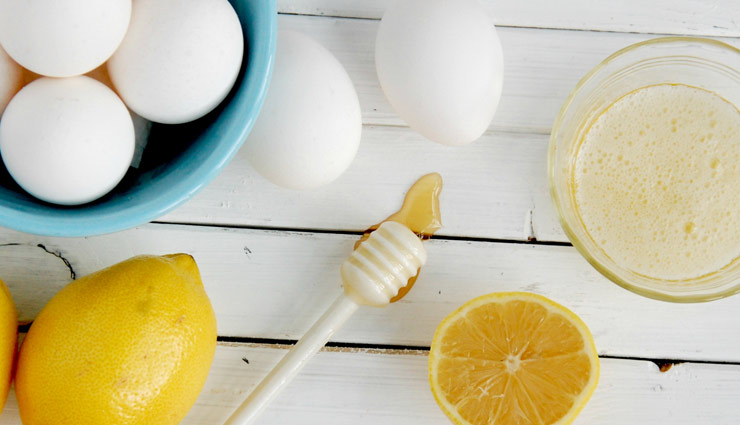 5 Home Made Egg Masks For Glowing Skin