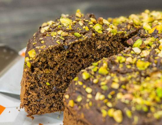 Recipe : Eggless Atta Cake For Sweet Mornings