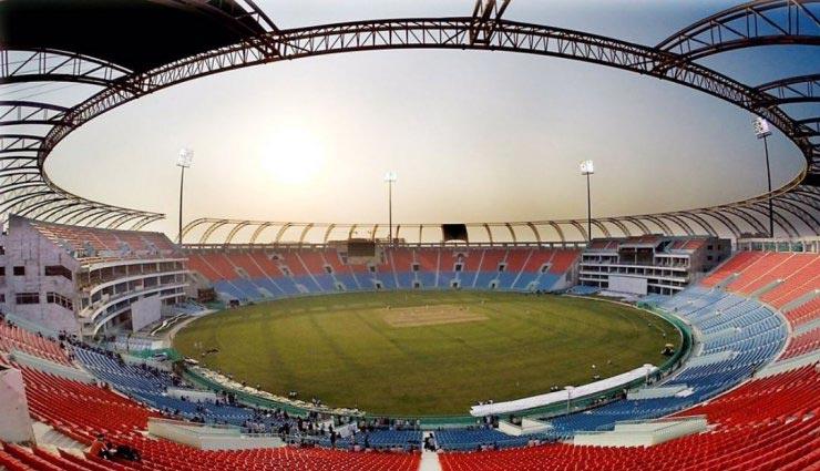 News bharat ratna atal bihari vajpayee ekana cricket stadium inaugrated by  up cm yogi adityanath 67332 24 साल बाद लखनऊ में खेला जाएगा अंतरराष्ट्रीय  मैच, 'भारत रत्न अटल बिहारी वाजपेयी ...