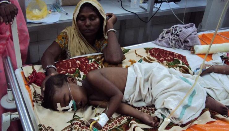 death toll rises,muzaffarpur,bihar,encephalitis,100 children died