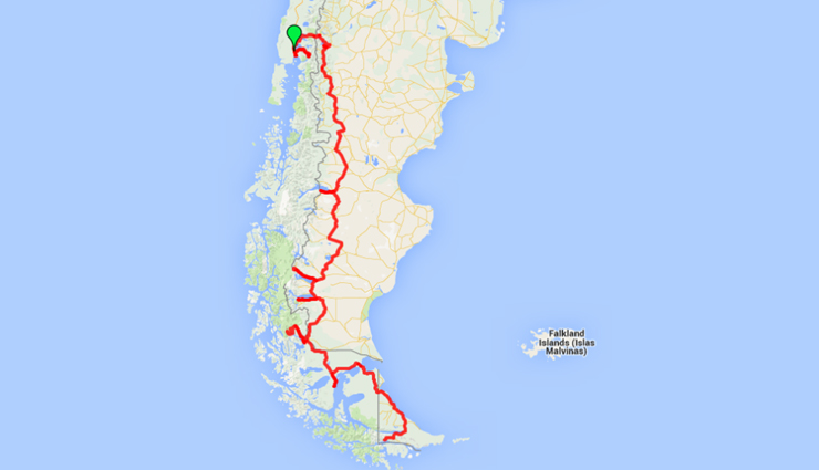 end of the world route,amazing things about the end of the world route,travel,holidays,travel guide