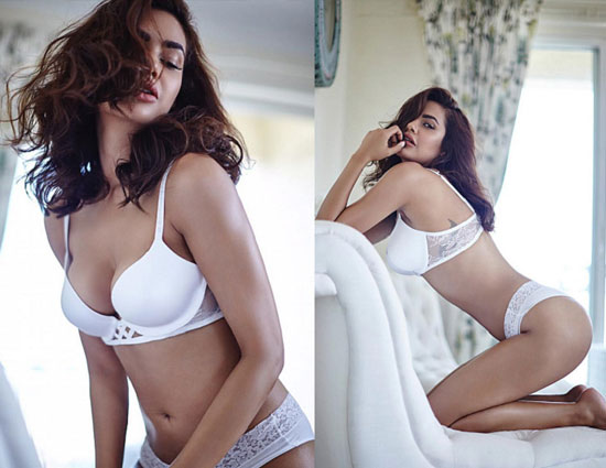 PHOTOS - Esha Gupta Takes Internet on Fire With Latest Photoshoot