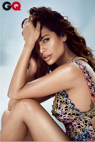 esha gupta,gq magazine,esha gupta latest photoshoot,photoshoot,fashion