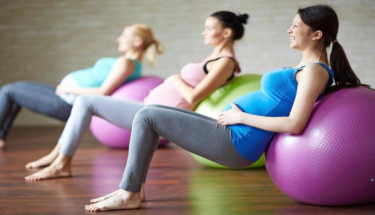प्रेग्नेंसी के दौरान करें ये 4 एक्सरसाइज, बनी रहेगी मां और बच्चे की सेहत