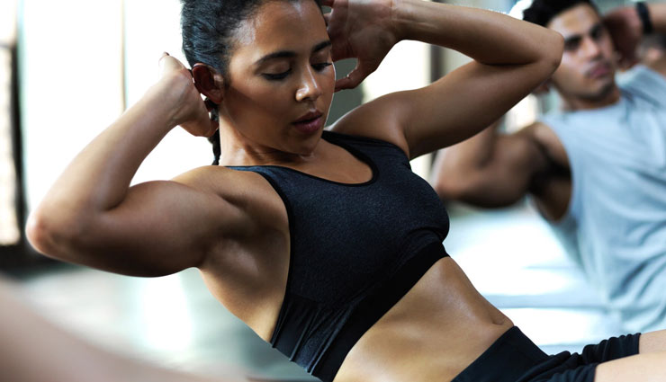 5 Exercises To Help You Lose Belly Fat in Just 1 Month
